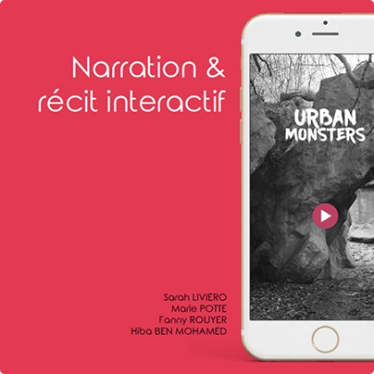 image illustrant le projet urban monsters